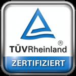 tuev-rheinland-zertifiziert